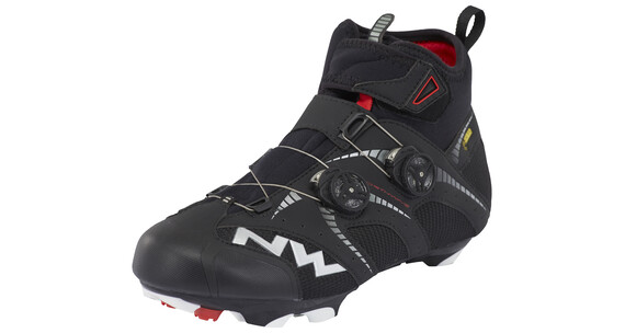 Northwave Extreme MTB Winter GTX Fahrradschuh Men black